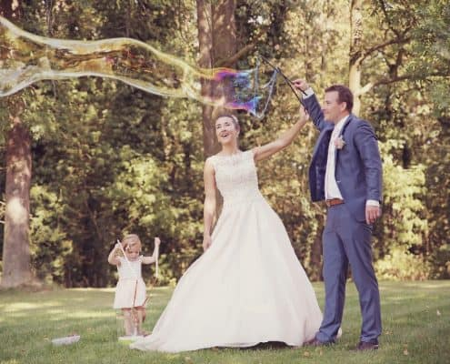 bublifuk na svatbu