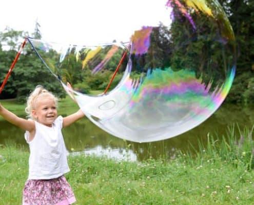 Bublifuk na velké bubliny Megabublina