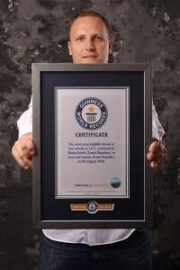 světový rekordman