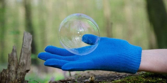 piskej si s bublinou
