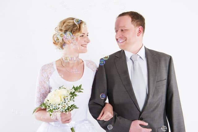 bubliny na svatbu