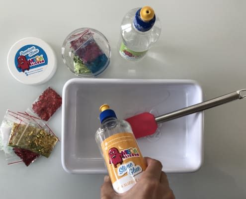 jak si vyrobit sliz
