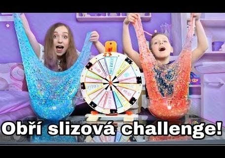 slizová challenge