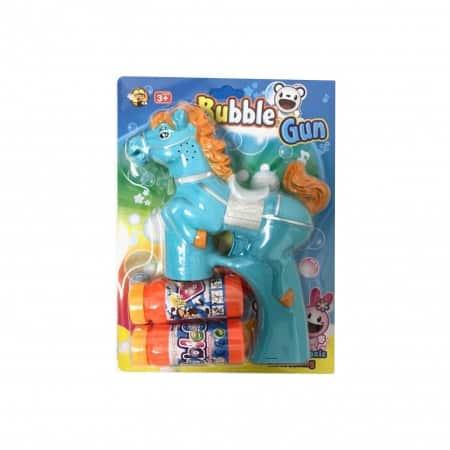 bublinový koník