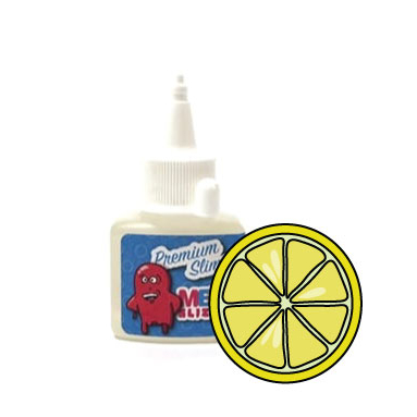 slime aroma citron